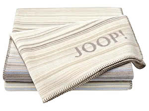 Плед JOOP! Soft-Stripes